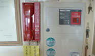 火災通報装置工事例